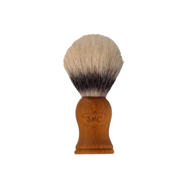 Sniff My Chin Cherrywood Shaving Brush